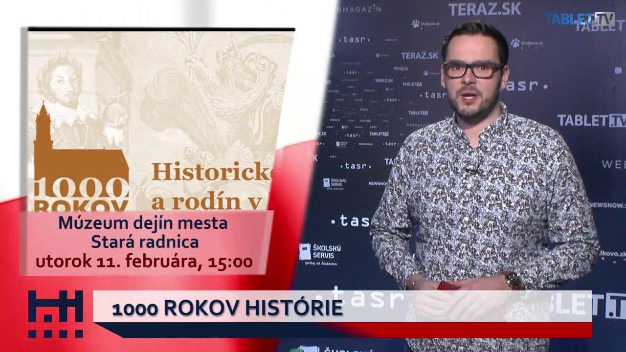 POĎ VON: Aj muži majú svoje dni a 1000 rokov histórie