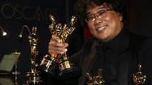 'Parasite' makes history at Oscars