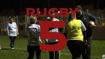 La pratique du rugby à 5