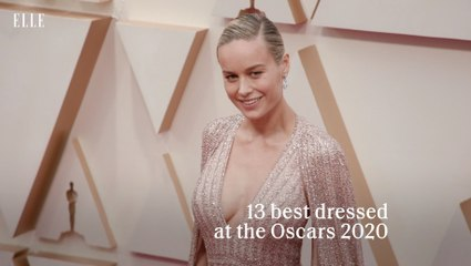 Best Red Carpet Looks from the Oscars 2020