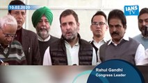 Ideology of BJP-RSS against 'reservations': Rahul Gandhi