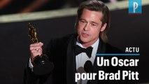 Brad Pitt remporte l'Oscar 2020 du Meilleur second rôle