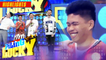 John Lloyd chooses the girl he is courting over 2 million pesos | It's Showtime Piling Lucky