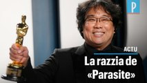 Quatre Oscars pour le film sud-coréen « Parasite »