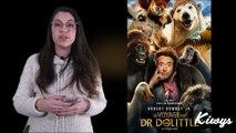 Robert Downey Jr. revient dans Le voyage du Dr Dolittle