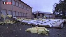Tempête Ciara : 130.000 foyers privés d'électricité