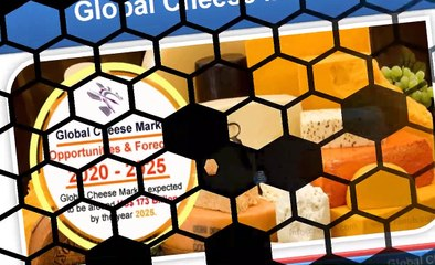 Global Cheese Market Forecast for By Country, Types & Products