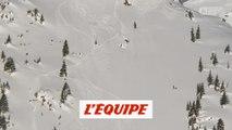 Le run gagnant de Kessica Hotter à Kicking Horse - Adrénaline - Ski freeride