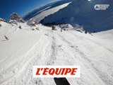 Le run gagnant de Jonathan Penfield à Kicking Horse - Adrénaline - Snowboard freeride