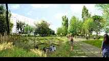 Aménagement du parc paysager du Grand Parc - Visite virtuelle
