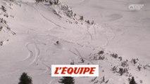 Le run gagnant de Victor De Le Rue à Kicking Horse - Adrénaline - Snowboard freeride