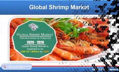 Global Shrimp Market Analysis & Forecast by Export, Import