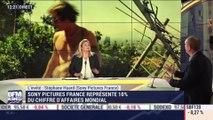 Stéphane Huard (Sony Pictures France) : Sony Pictures remporte 4 Oscars dont celui de Brad Pitt pour le meilleur second rôle - 10/02
