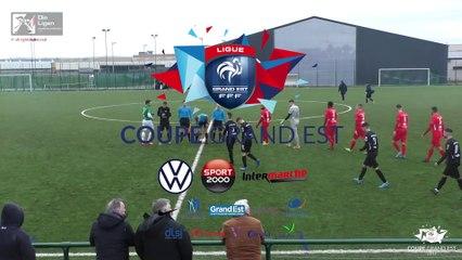 Coupe Grand Est, Trémery - Strasbourg2 0-1, le résumé