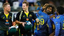 AUS VD SL : Australia Beat Sri Lanka by Nine Wickets in Second T20 | Oneindia Kannada
