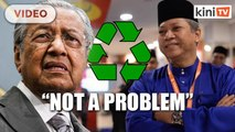 Annuar Musa: If we can have a recycled PM, why not recycled candidate?