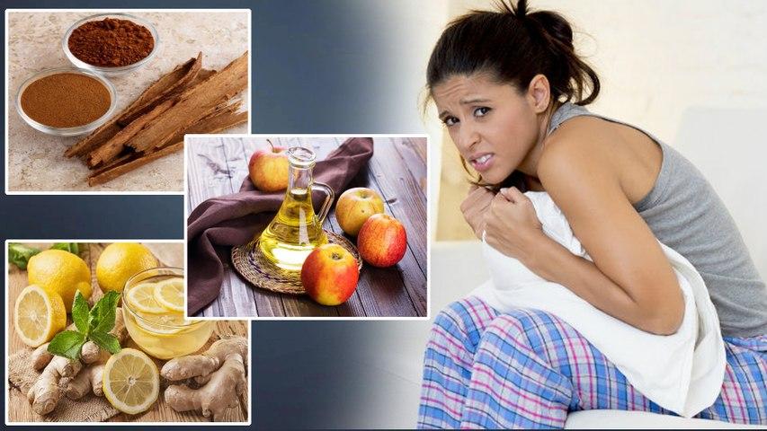 Irregular Periods : 3 Home Remedies For Irregular Periods !    Boldsky Telugu