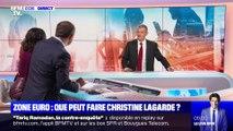 Zone euro: que peut faire Christine Lagarde ? - 31/10