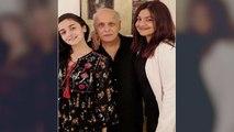 Sadak 2 Alia Bhatt and Pooja Bhatt share candid pictures of Sanjay Dutt and Mahesh Bhatt