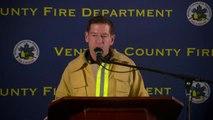 California lucha contra unos históricos incendios que ya han calcinado 37.000 hectáreas