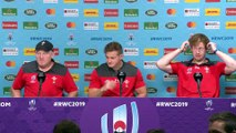 Press conference: Patchell, Amos, Jenkin on facing All Blacks