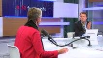 """Fusion PSA/Fiat-Chrysler, réforme des retraites à la SNCF... le """"8h30 franceinfo"""" d'Élisabeth Borne"""