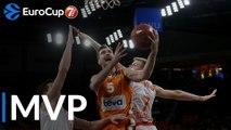"""7DAYS EuroCup Regular Season Round 5 co-MVPs: Zoran Dragic & Derek Willis, ratiopharm Ulm    """