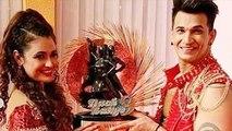 Nach Baliye 9: Prince Narula & Yuvika Chaudhary win the trophy of show | FilmiBeat