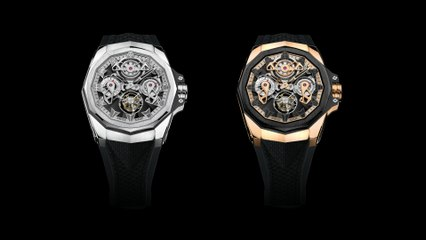Uncovering the Beauty of Mechanics with the AC-One 45 Openwork Automatic and Automatic Tourbillon