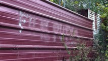 A Charleville-Mézières, Des tags racistes visEnt la mosquée