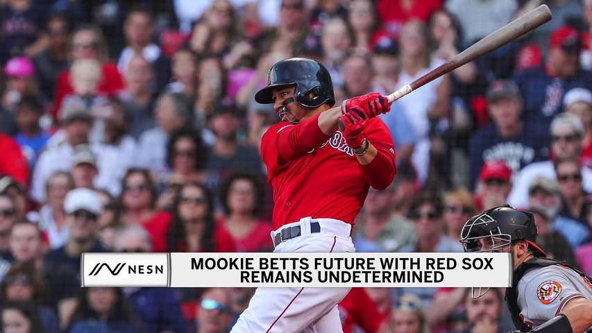 Chaim Bloom Expands On Mookie Betts Contract Situation With Red Sox