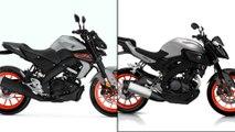 2020 Yamaha MT-125 VS 2019 Yamaha MT-125 - [Specification Comparison]
