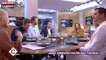 C à vous : Mélissa Theuriau s'inquiète pour la santé de Jamel Debbouze qui mange mal (vidéo)