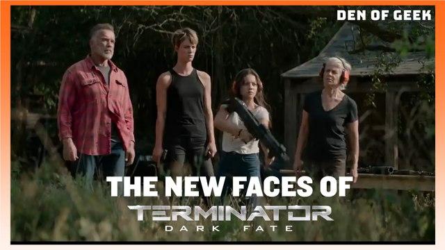 Terminator: Dark Fate - Mackenzie Davis, Gabriel Luna, Natalia Reyes Interview