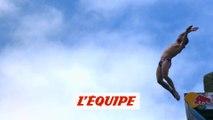 Les moments forts de la carrière d'Orlando Duque - Adrénaline - Plongeon extrême