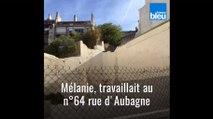 Mélanie travaillait au n°64 de la rue d'Aubagne