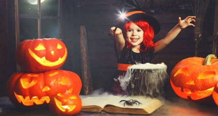Halloween : 6 activités adaptées aux enfants