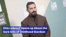 Shia LaBeouf's Childhood