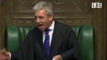 Bercow's Most Memorable Moments