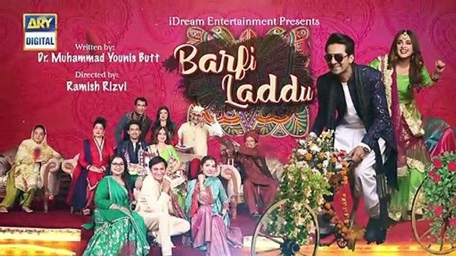Barfi Laddu Epi 24 - Teaser - ARY Digital Drama