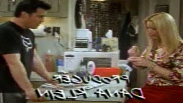 Friends Season 9 Episode 18 The One With The Lottery