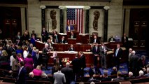 As Trump adviser testifies, House Democrats ready impeachment rules