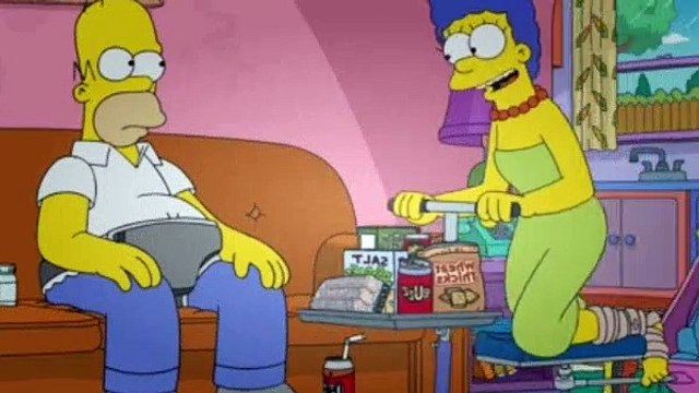 The Simpsons Season 30 Episode 16 I Want You (She's So Heavy)