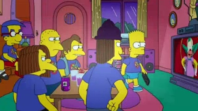The Simpsons Season 30 Episode 18 Bart vs Itchy & Scratchy