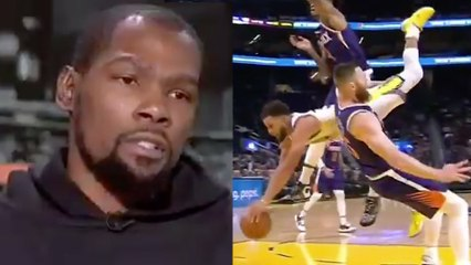 Steph Curry BREAKS Hand & Out For MONTHS! KD Admits He LEFT GS Because Of Beef With Draymond