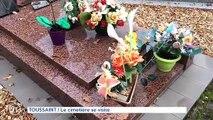 TOUSSAINT Le cimetière se visite