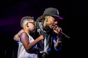 Wiz Khalifa Says It's 'Super Important' to Coach His Son's Baseball Team
