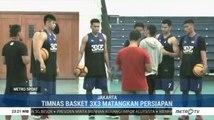 Timnas Basket 3x3 Optimistis Raih Medali Emas SEA Games 2019