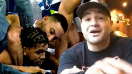 Timberwolves DEMAND Harsh Punishment For Ben Simmons Chokehold As Eddie Alvarez Offeres MMA Training