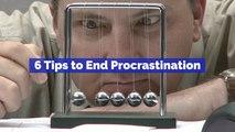 Stop The Procrastinating